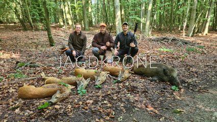 Jagd im Urwald von Meckpomm