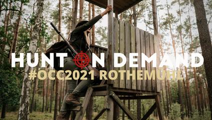 #OCC2021 ROTHEMÜHL - Rothirsch und Bockjagd im Osten Deutschlands