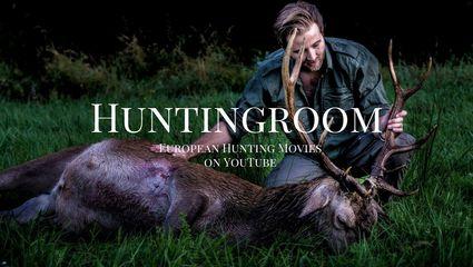 Jagd in Deutschland - Rothirsche in der Eifel - Teil 2/2