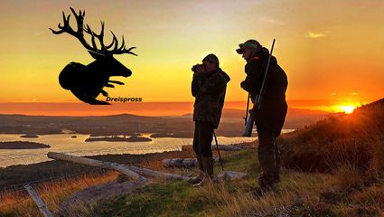 Jagd in Irland Teil 1/3