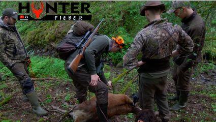 Jagdbloggerwochenende in der Vulkaneifel Teil 1 - GUEST AT HUNTINGROOM 2018 4K