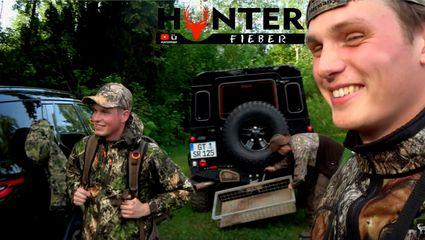 Jagdbloggerwochenende in der Vulkaneifel Teil 2 - GUEST AT HUNTINGROOM 2018 4K
