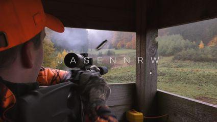 Drückjagd in der Eifel - Zwei Tage im Huntingroom