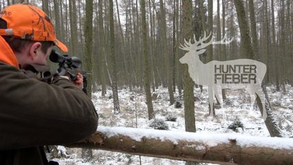 Drückjagd im Himmelreich bei den Hunterbrothers