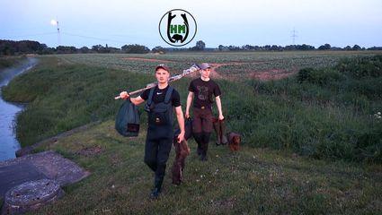 Erfolgreiche Nutria Jagd am Fluss und See