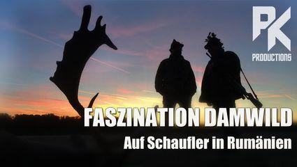 FASZINATION DAMWILD - Auf Schaufler in Rumänien