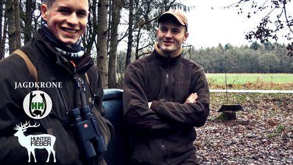 Hunterfieber bei Jagdkrone 2.0 Januar Jagd