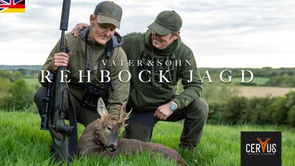 Vater & Sohn | Rehbock Jagd