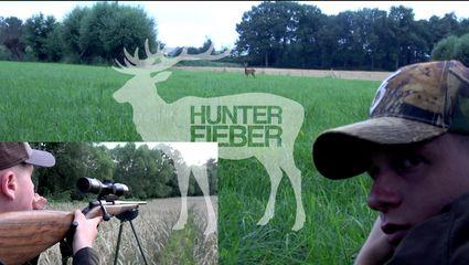 Jägerprüfung bestanden | Die Pirsch auf den ersten Bock