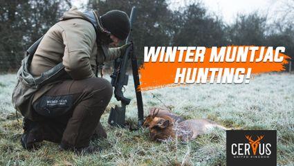 Winter Muntjac Hunting!